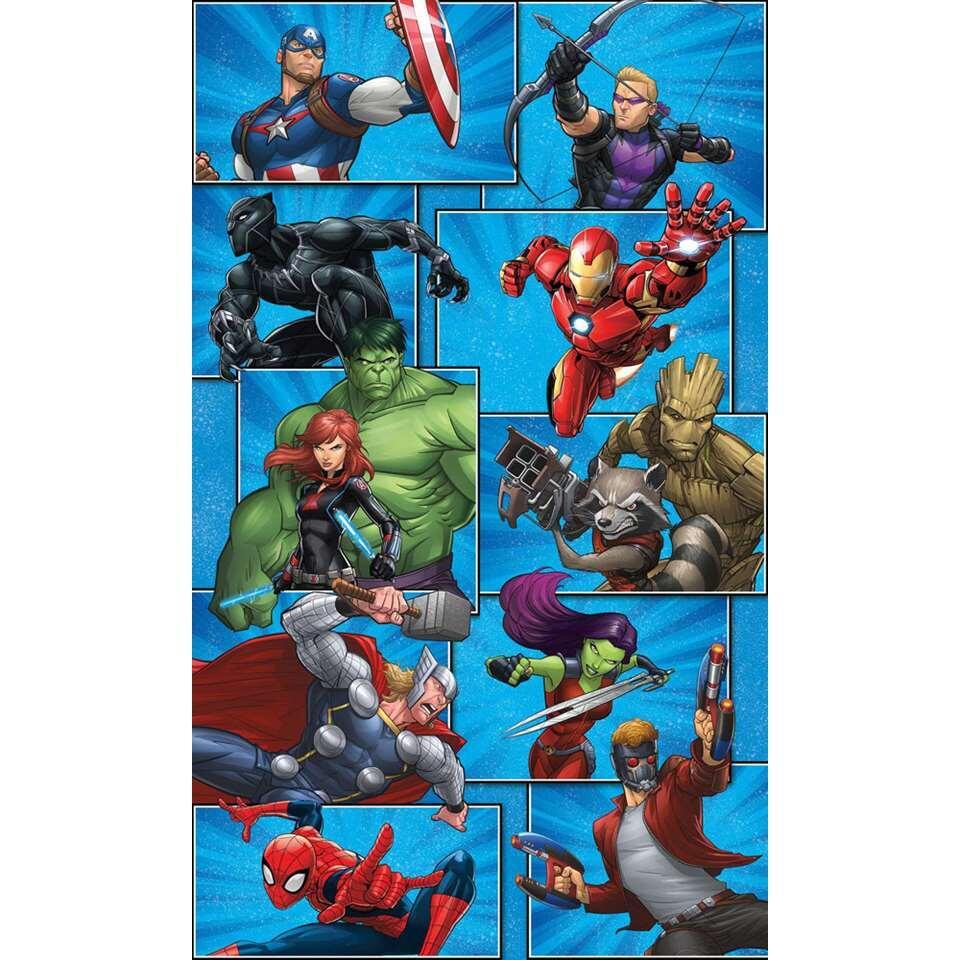 RoomMates muursticker Marvel - 91x152 cm - Leen Bakker