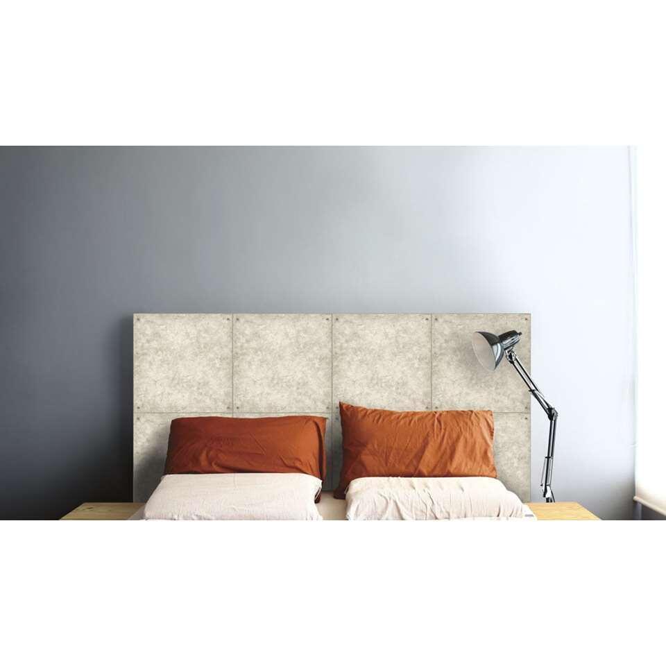 RoomMates wandsticker Peel & Stick Decor Cement – Leen Bakker