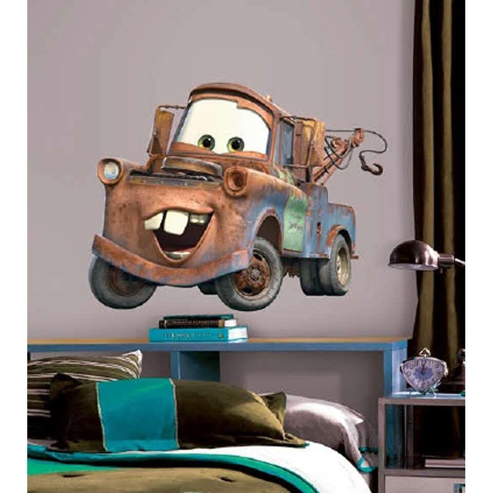 RoomMates muursticker Cars - 45x101 cm - Leen Bakker
