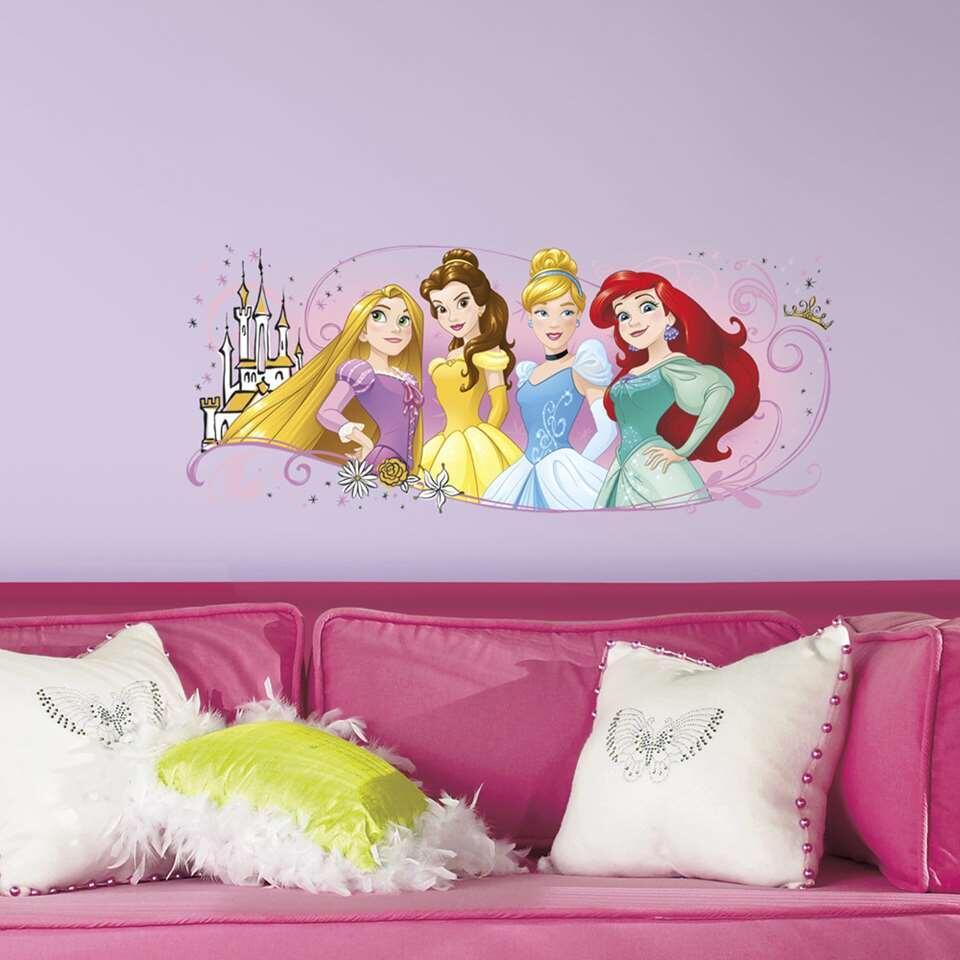 RoomMates muursticker Princess - 46x20 cm - Leen Bakker