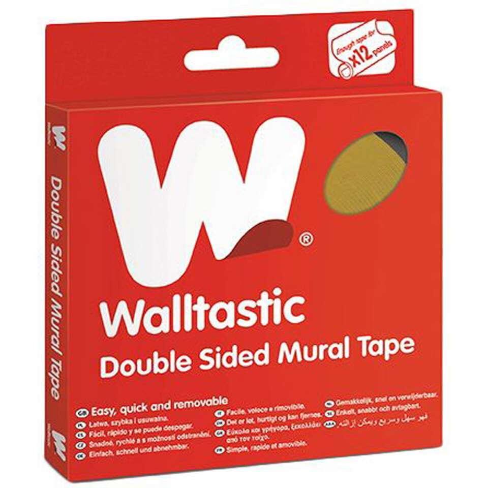 Muraltape Walltastic stickerbehang - dubbelzijdig - Leen Bakker