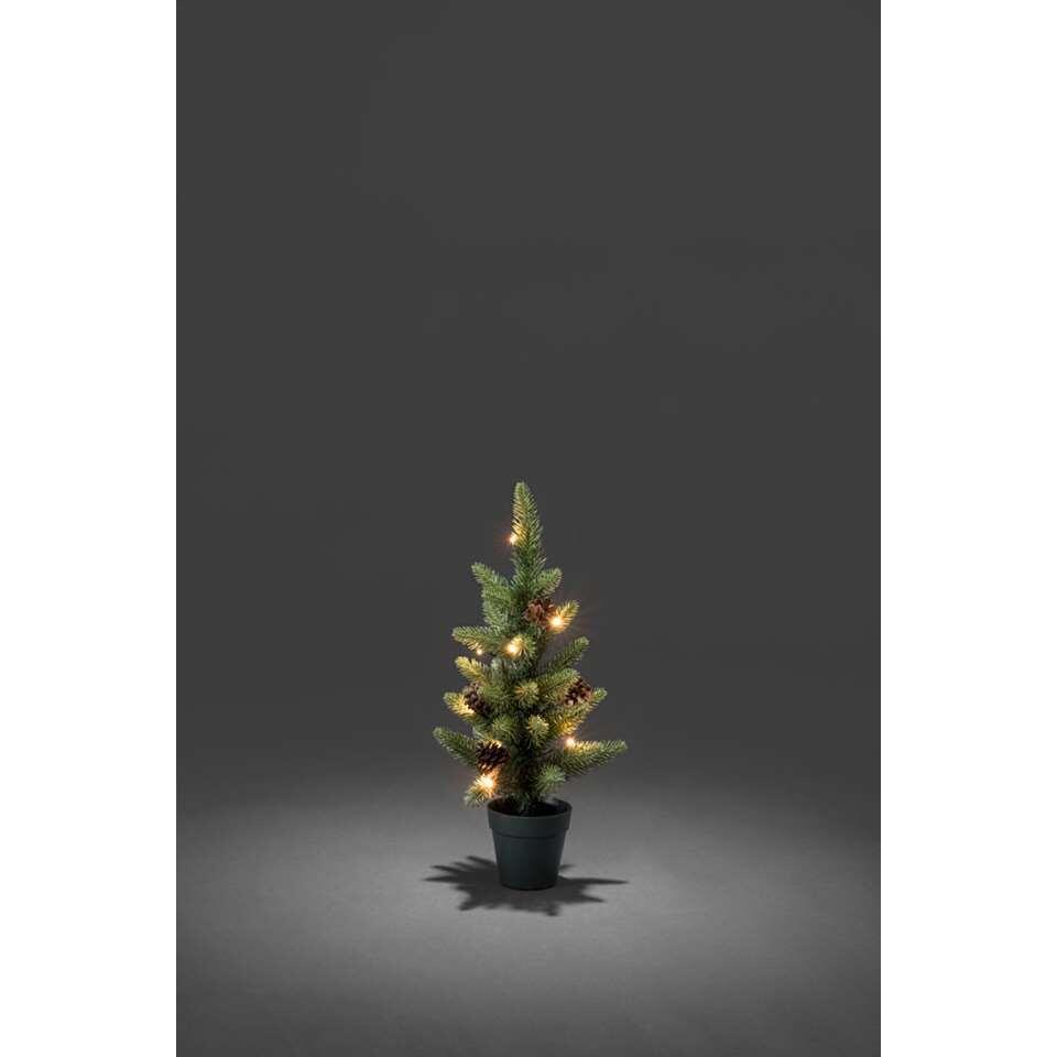 konstsmide kerstboom incl verlichting 45 cm