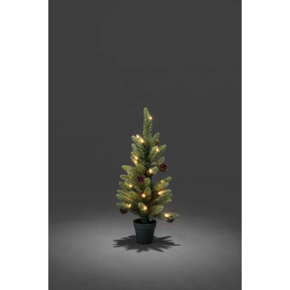 konstsmide kerstboom incl verlichting 60 cm