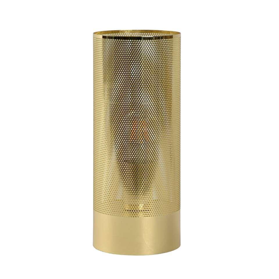 Lucide tafellamp Beli - messing - 12 cm