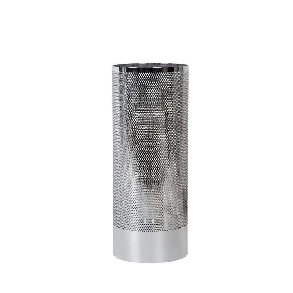 Lucide tafellamp Beli - chroom - Ø12 cm - Leen Bakker