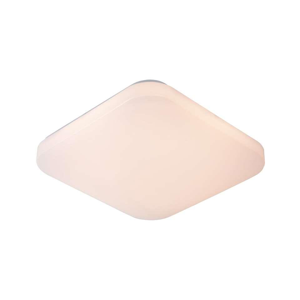 Lucide plafonniere Otis LED - opaal - Leen Bakker