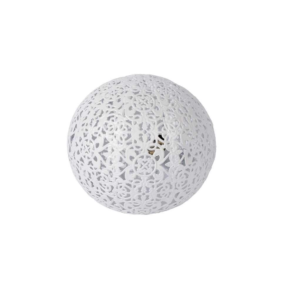 Lucide tafellamp Paolo – wit – Leen Bakker