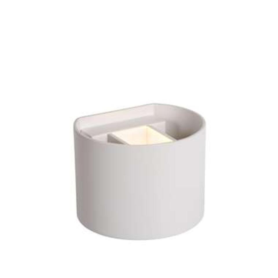 Lucide wandlamp Xio 1 LED - wit