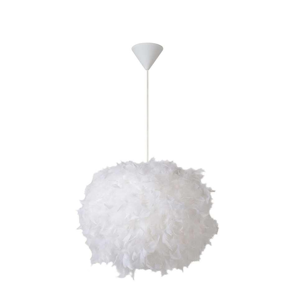 Lucide hanglamp Goosy Soft wit 50 cm
