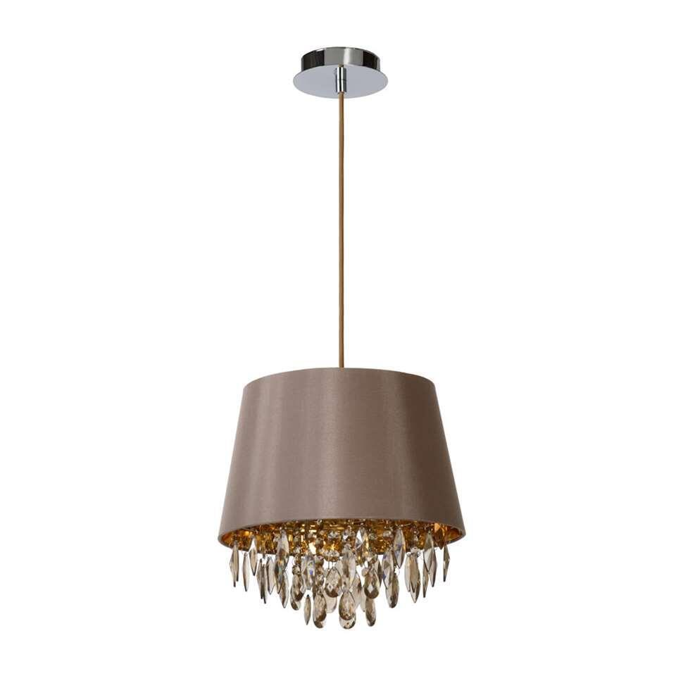Lucide hanglamp Dolti - taupe - 30