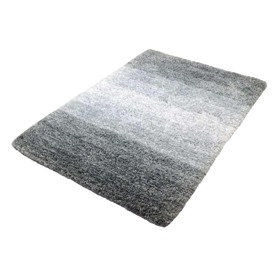 Ook lekkere warme voeten in de badkamer? De badmat Oslo is hiervoor de ideale oplossing. Het is een kleurrijke badmat in grijstinten.