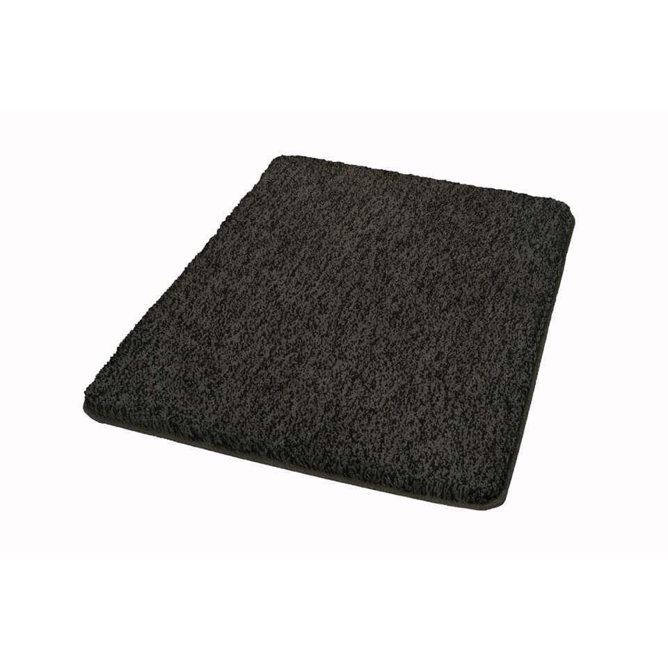 Kleine Wolke badmat Seattle – grijs – 60×90 cm – Leen Bakker