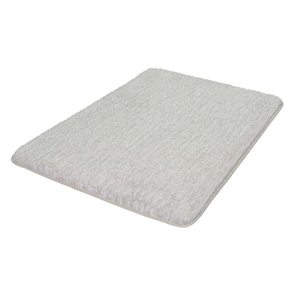 Kleine Wolke badmat Seattle - grijs - 55x65 cm - Leen Bakker