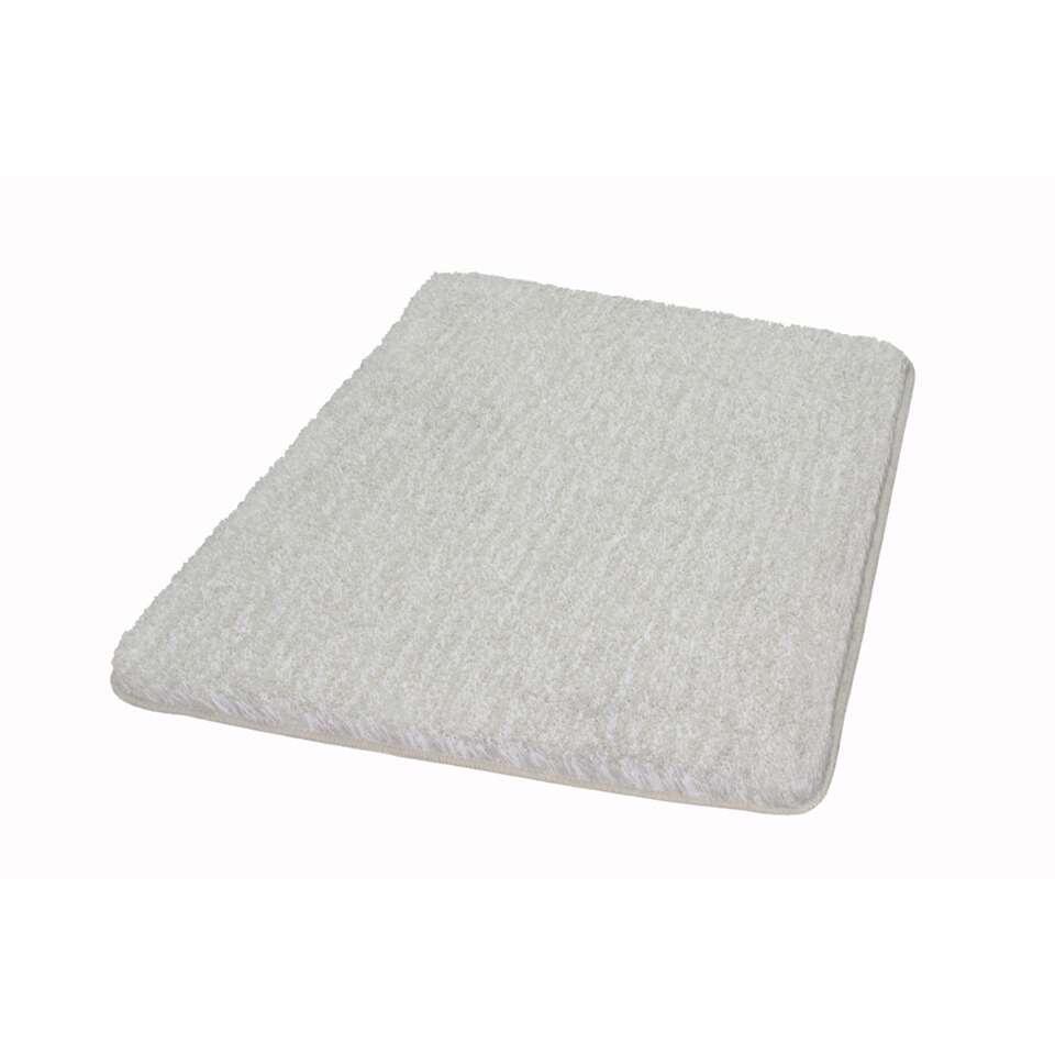 Stijlvol en comfort, dit is de juiste omschrijving voor de badmat Seattle van Kleine Wolke. Het is een stijlvolle badmat met gemêleerde draden.