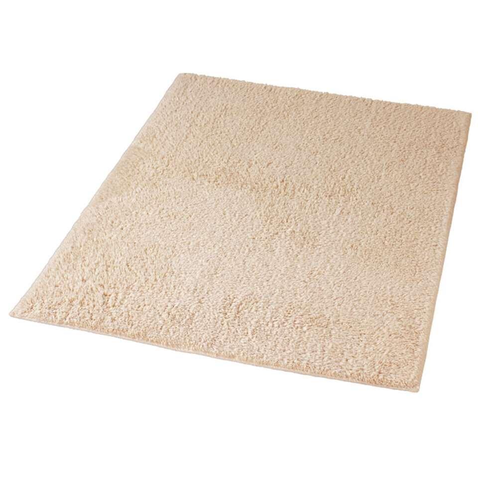 Kleine Wolke badmat Kansas - naturel - 60x90 cm