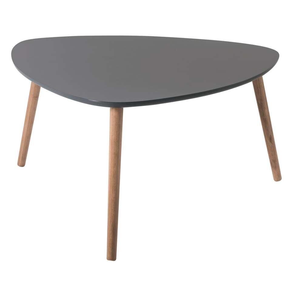 Demeyere salontafel Nomad - grijs - 60x60x35 cm