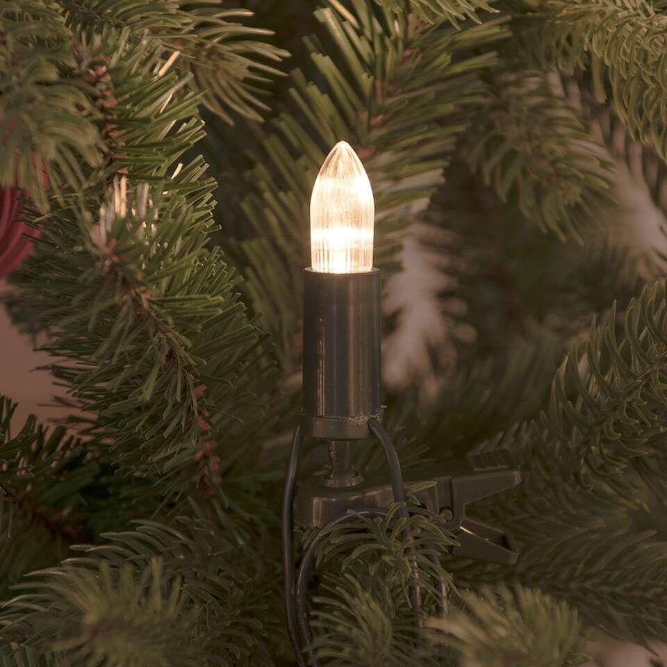 Konstsmide LED boomkaarssnoer binnen - warm wit - Leen Bakker