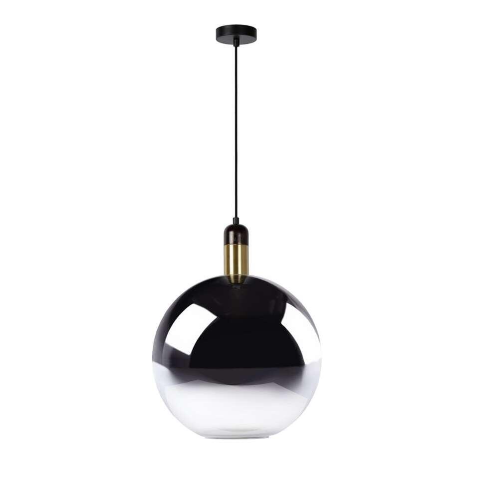 Lucide hanglamp Julius - fumé - Ø40 cm - Leen Bakker