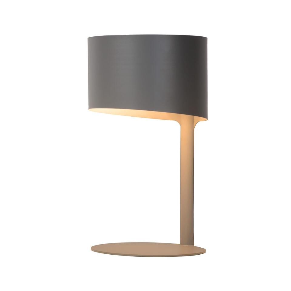 Lucide tafellamp Knulle - antraciet