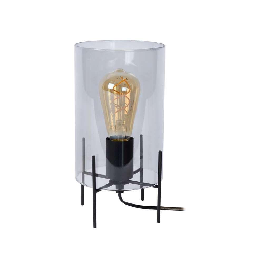 Lucide tafellamp Steffie - fumé - Leen Bakker