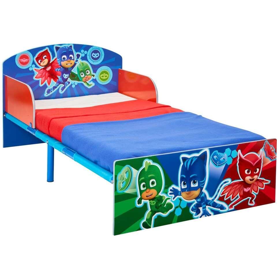 Bed PJ Masks - blauw/rood - 143x77x59 cm - Leen Bakker