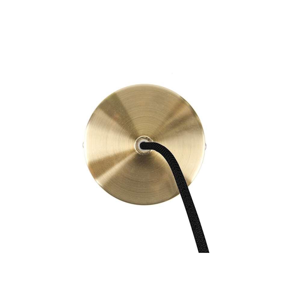 Leitmotiv hanglamp Lax - grijs - Leen Bakker