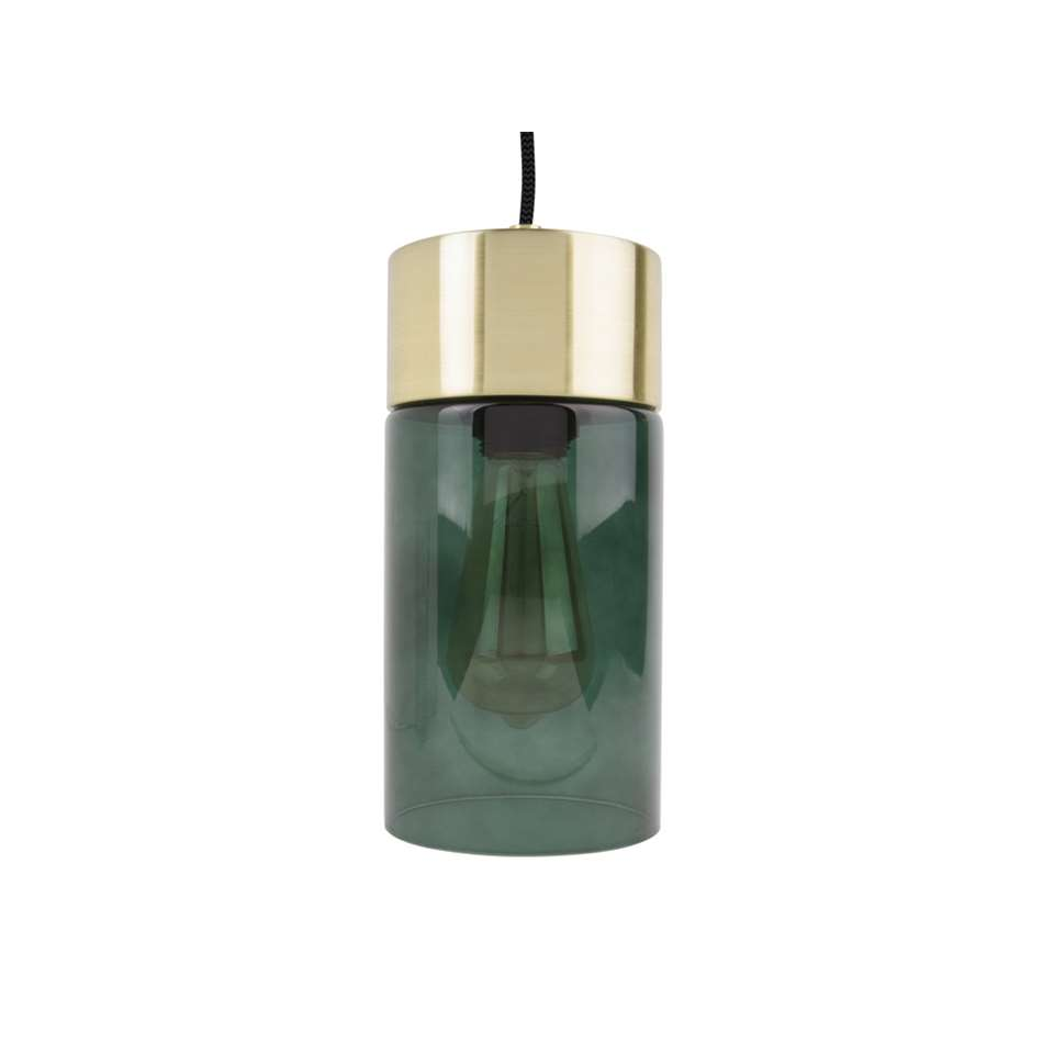 Leitmotiv hanglamp Lax - groen - Leen Bakker
