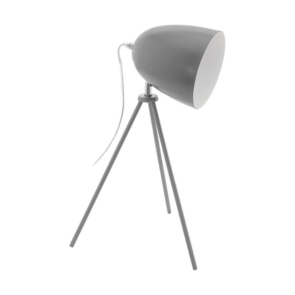 EGLO tafellamp Dundee - grijs