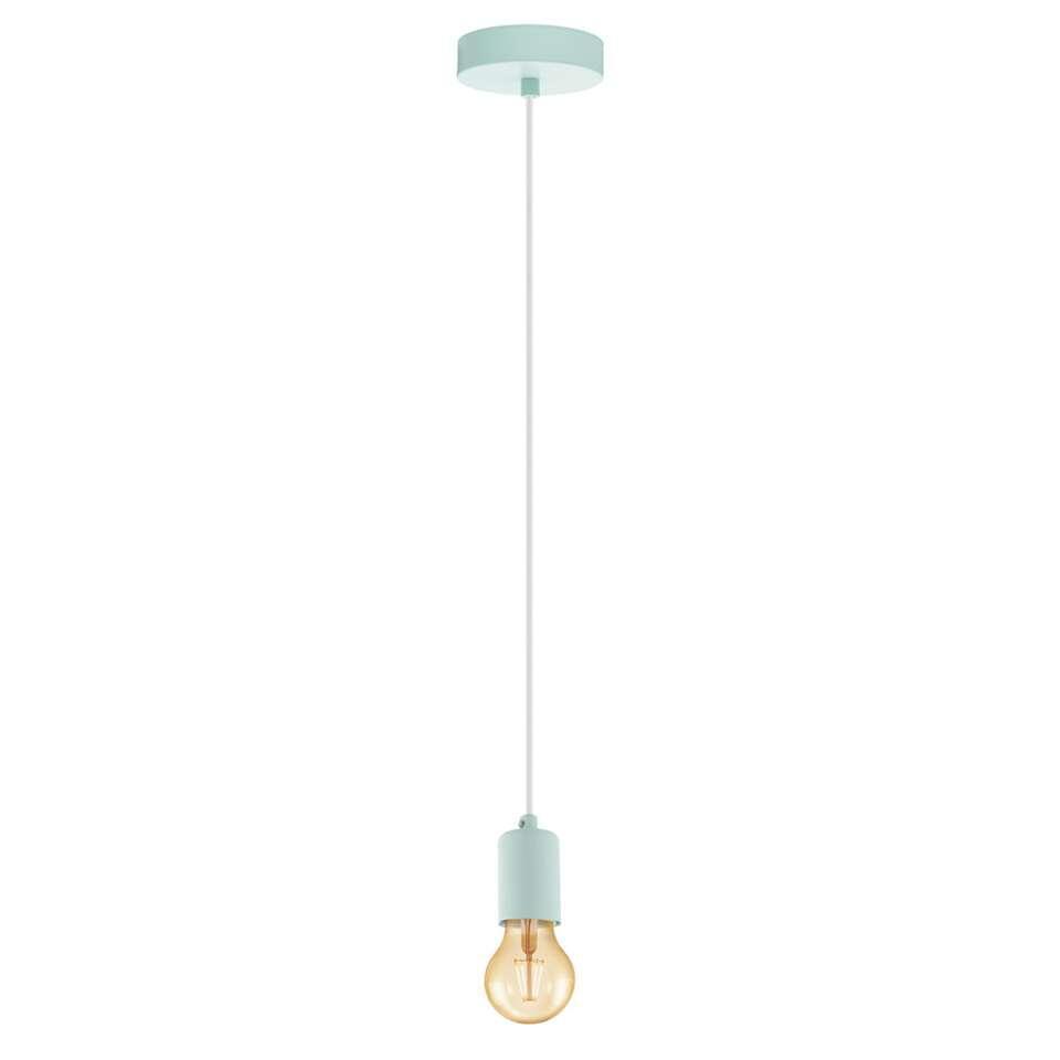 EGLO hanglamp Yorth-p - lichtgroen
