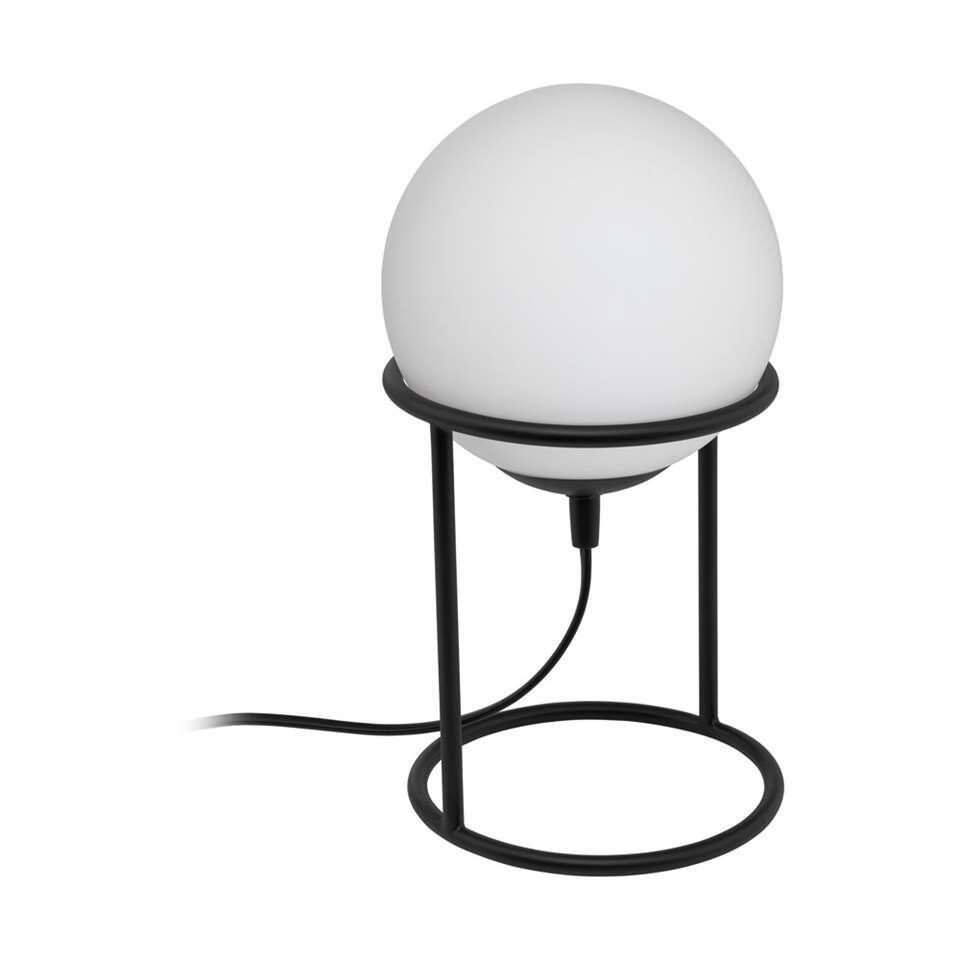 EGLO tafellamp Castellato 1 - zwart/wit
