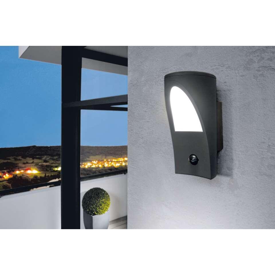 EGLO wandlamp Propenda LED - antraciet/wit