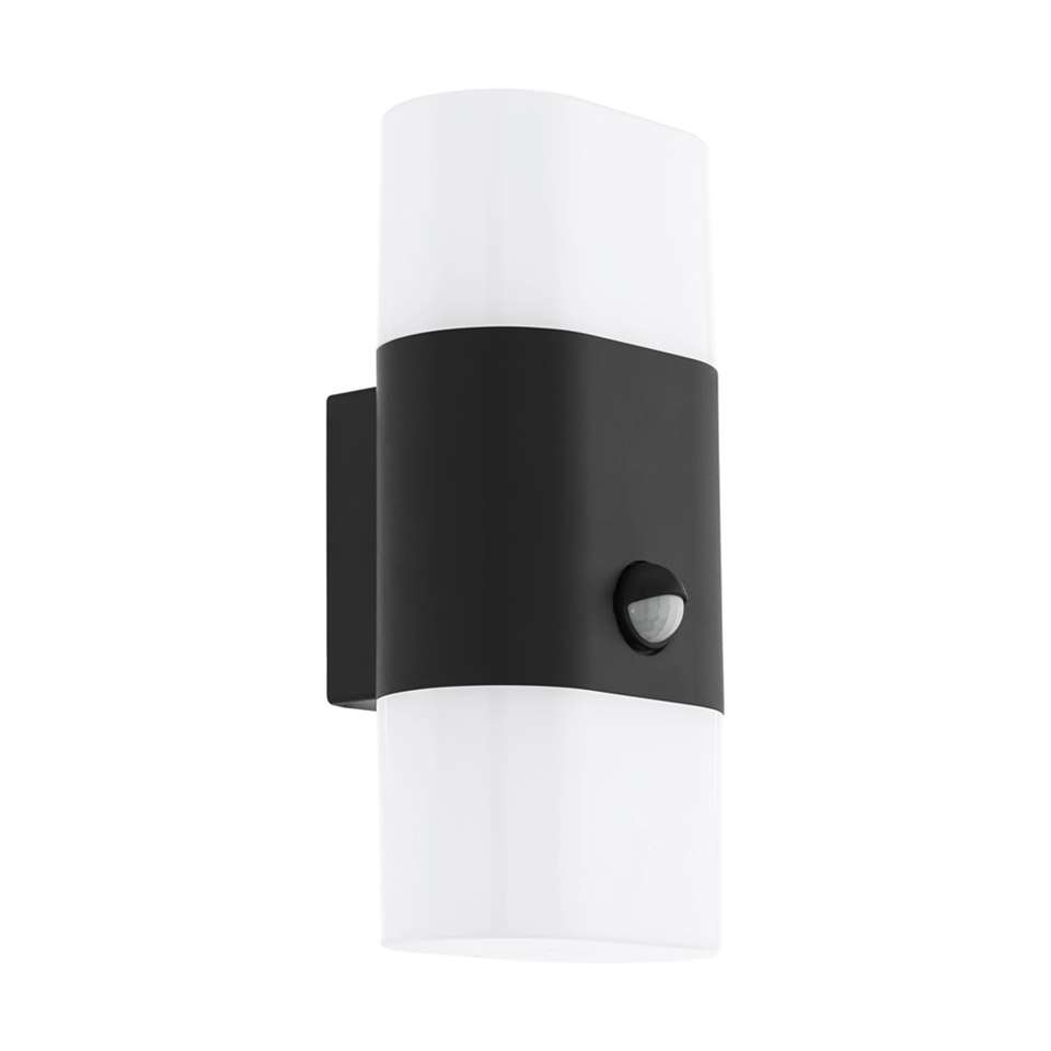 EGLO wandlamp Favria 1 LED 2-lichts - antraciet - Leen Bakker