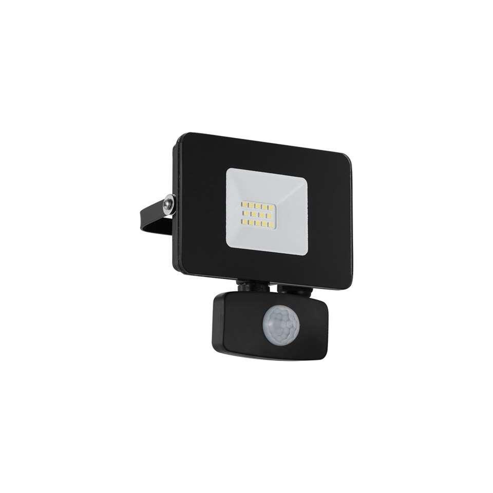 EGLO sensorwandlamp Faedo 3 LED 10W - zwart