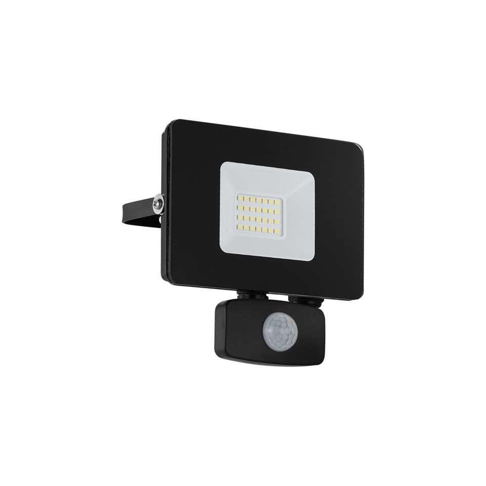 EGLO sensorwandlamp Faedo 3 LED 20W - zwart
