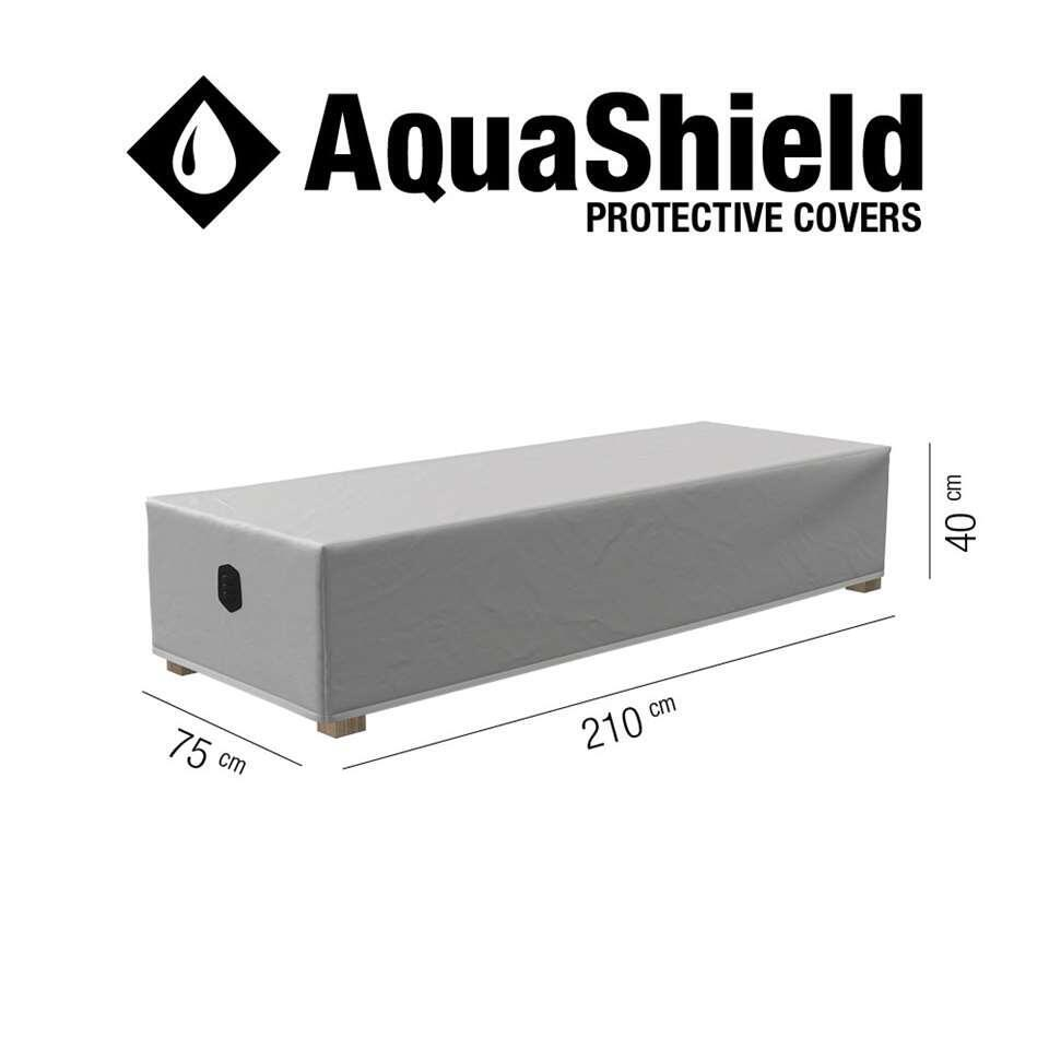 AquaShield loungebedhoes - 210x75x40 cm - Leen Bakker
