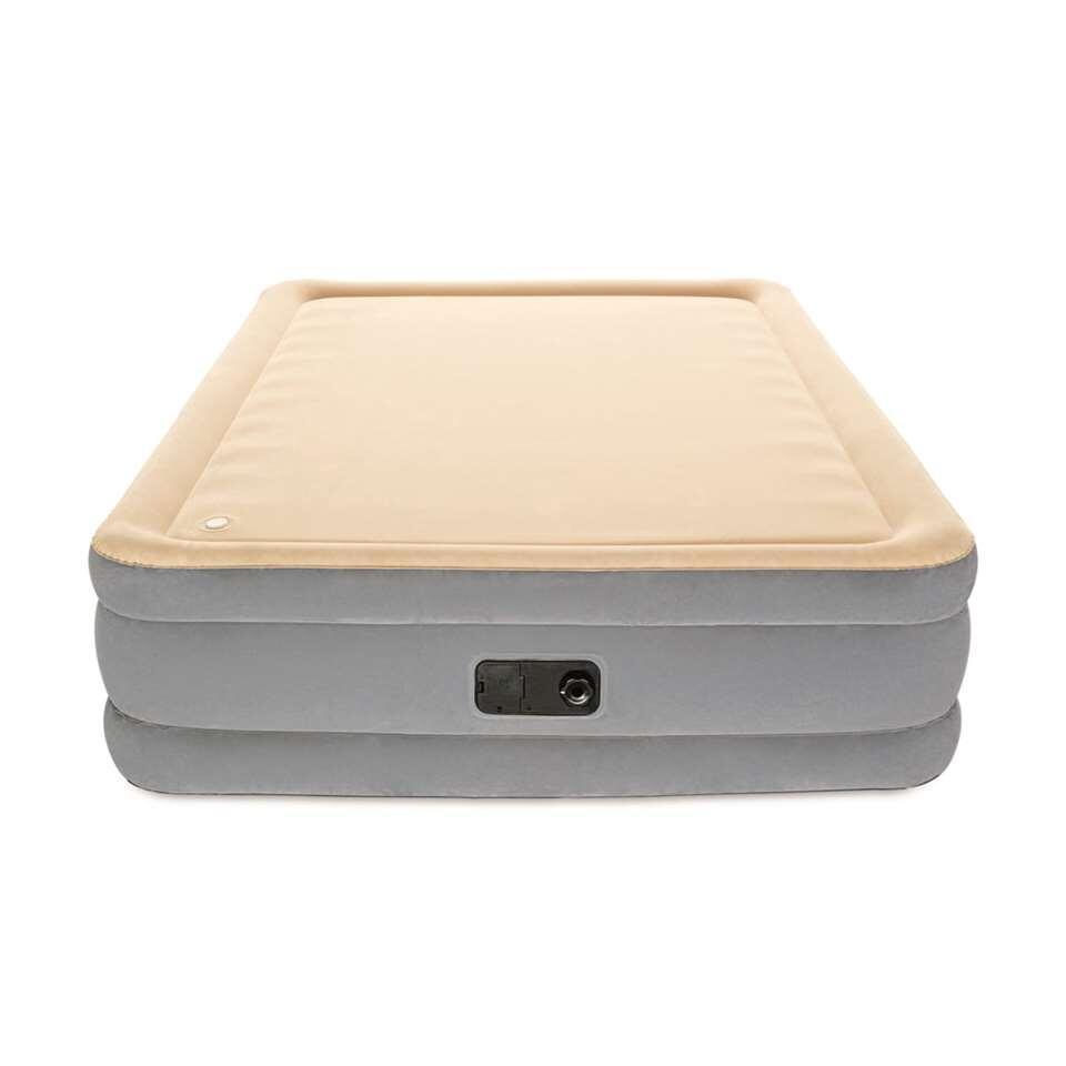Bestway luchtbed foamtop comfort queen - 203x152x46 cm - Leen Bakker