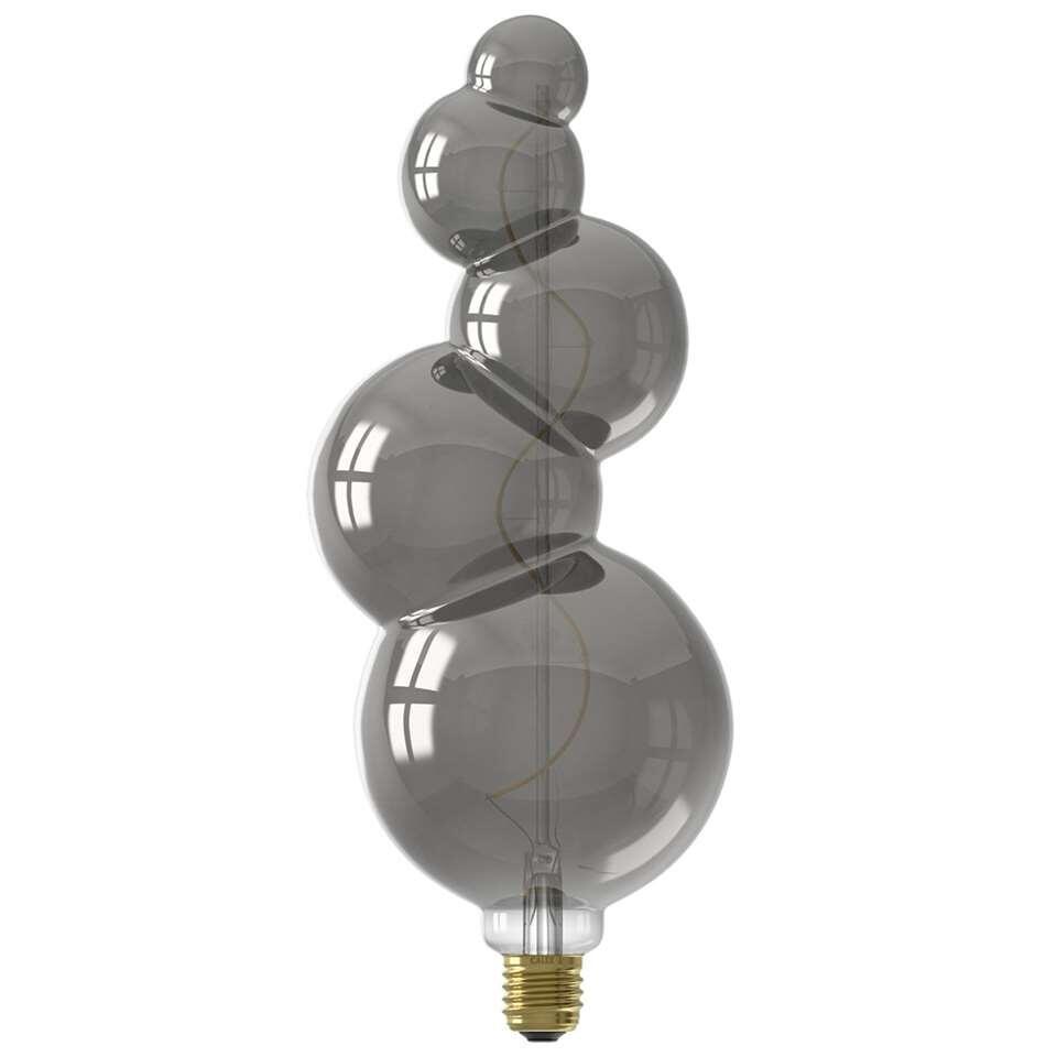 Calex Alicante LED lamp – titanium – 4W – Leen Bakker