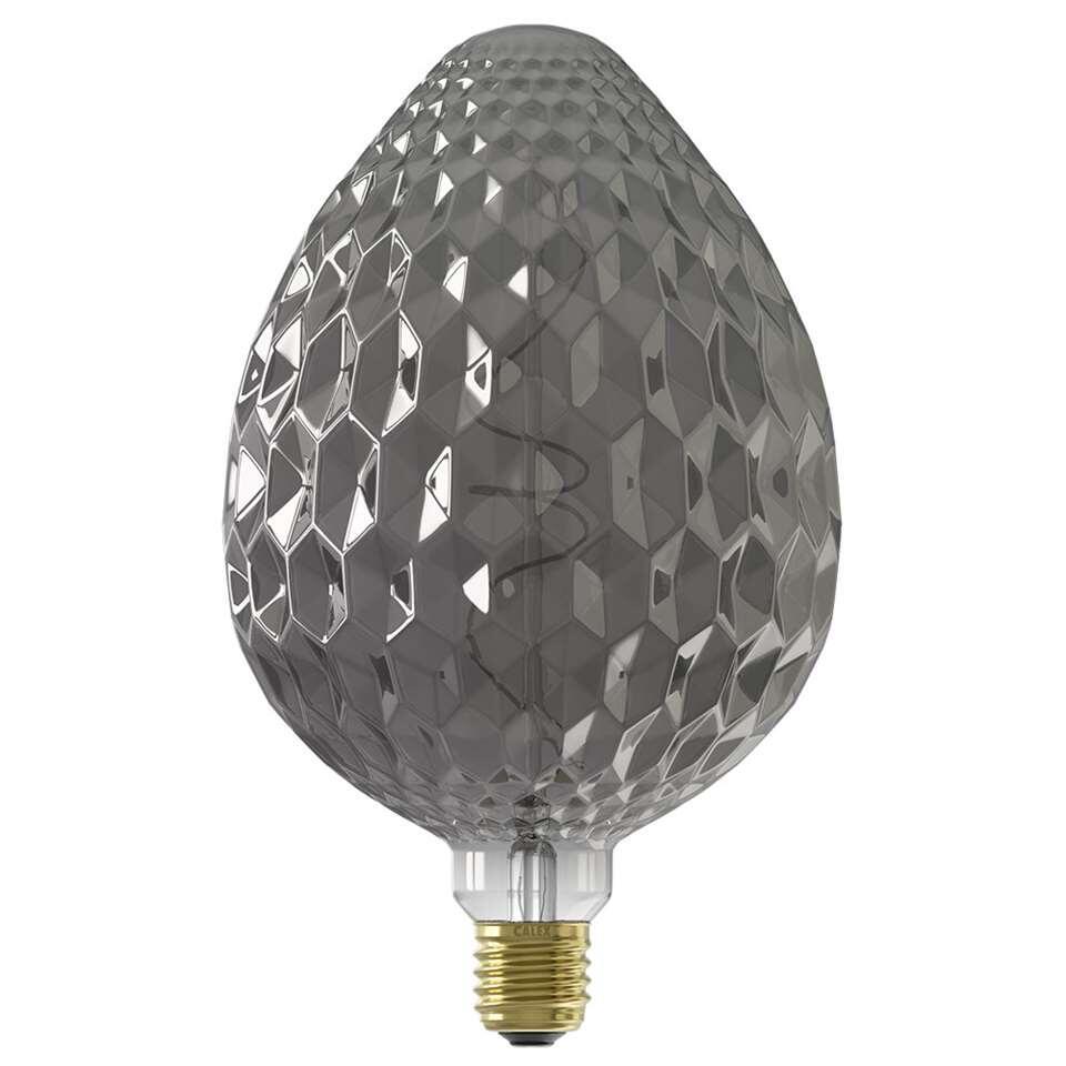Calex Sevilla LED lamp – titanium – 4W – Leen Bakker