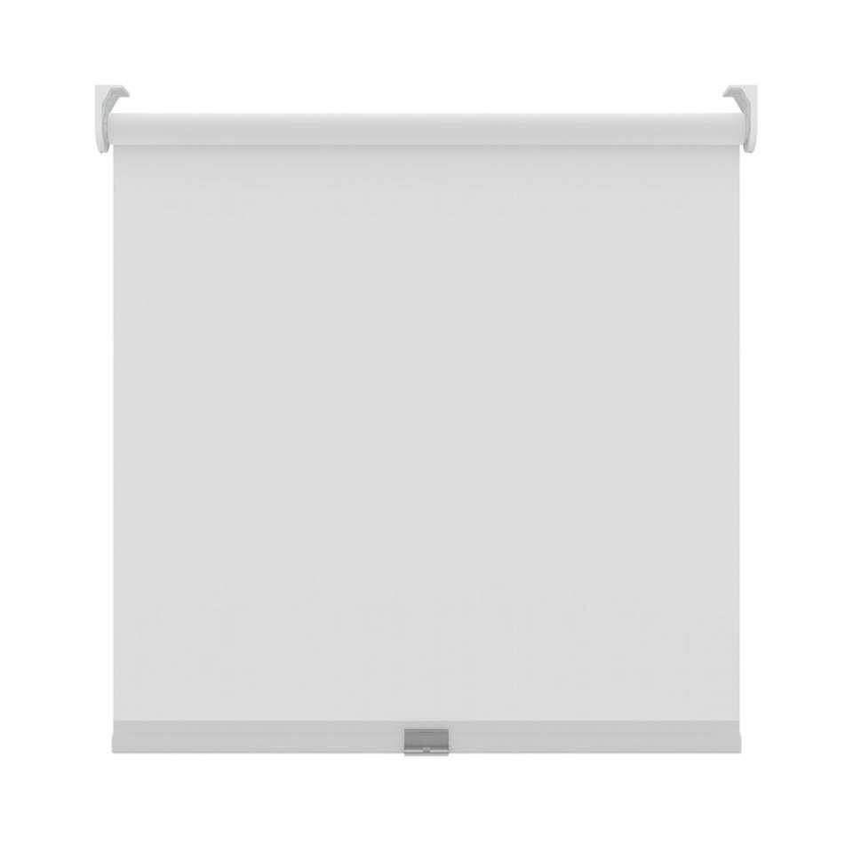 Rolgordijn koordloos verduisterend - sneeuwwit - 90x190 cm - Leen Bakker