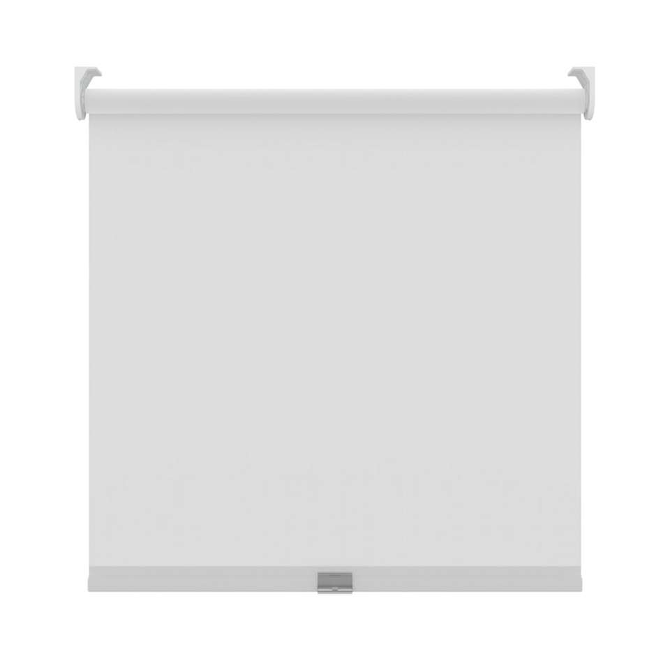 Rolgordijn koordloos verduisterend - sneeuwwit - 180x190 cm
