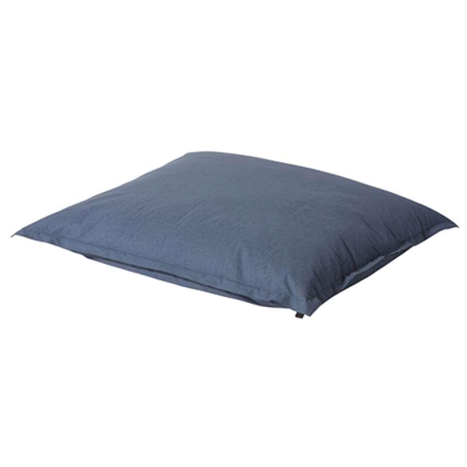 Madison Lazy Bag outdoor Oxford - blauw - 150x125 cm - Leen Bakker