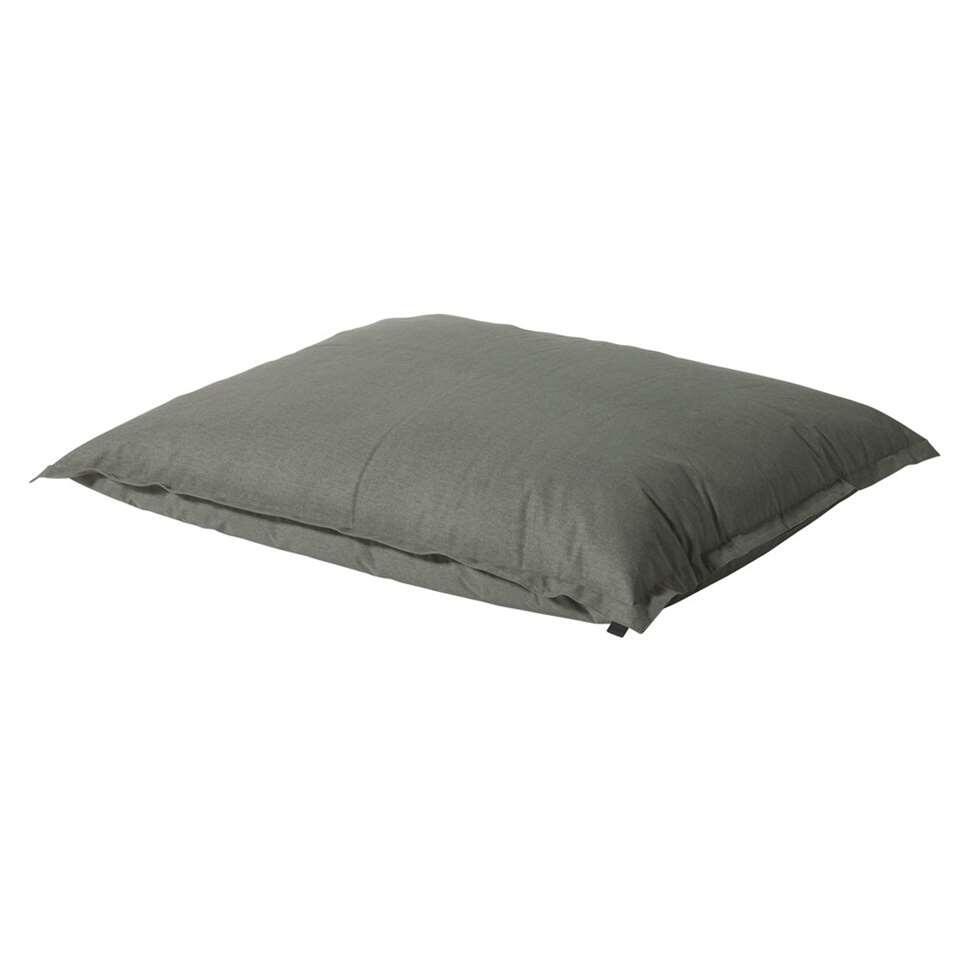 Madison Lazy Bag outdoor Oxford - groen - 150x125 cm - Leen Bakker