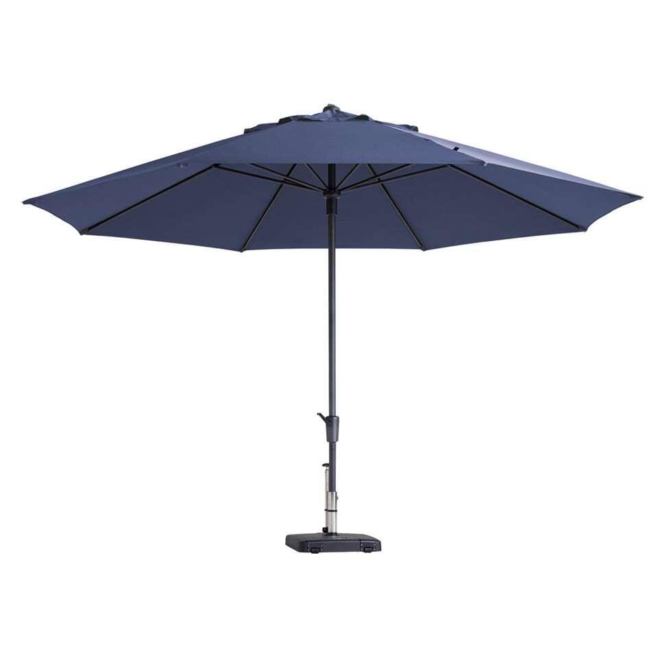 Madison parasol Timor - blauw - Ø400 cm - Leen Bakker