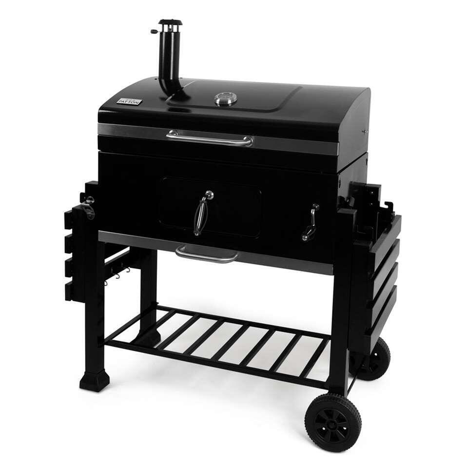 Patton houtskool buitenkeuken C2 Charcoal Chef (32) XL - Leen Bakker