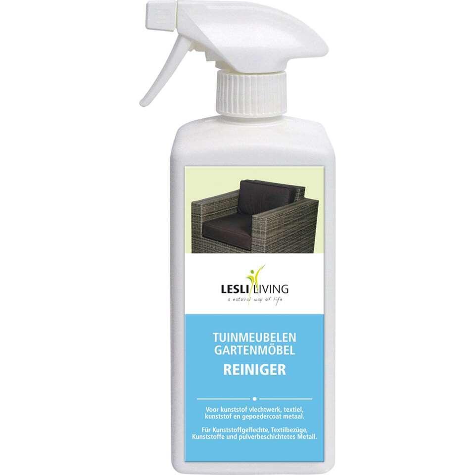 Met de multi ondergrond reiniger reinig je gemakkelijk meubels van diverse materialen.