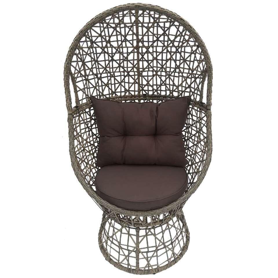 SenS-Line loungestoel Daisy - zand - Leen Bakker