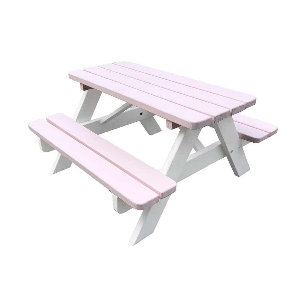 SenS-Line picknickbank Minnie - roze - Leen Bakker
