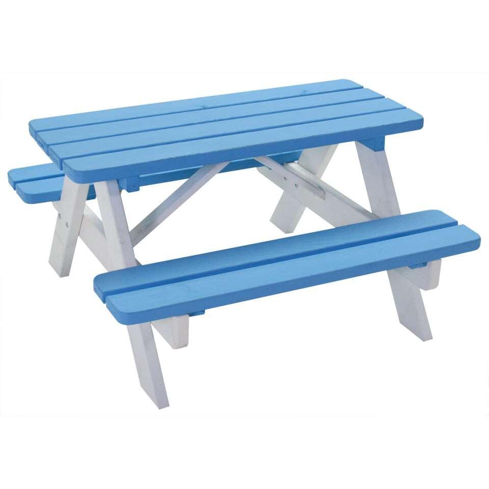 SenS-Line picknickbank Mickey - blauw - Leen Bakker
