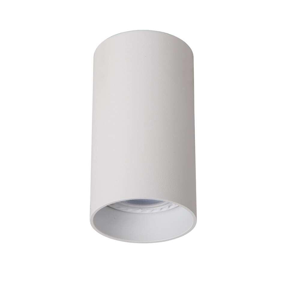 Lucide plafondspot Delto Ø5,5 cm – wit – Leen Bakker