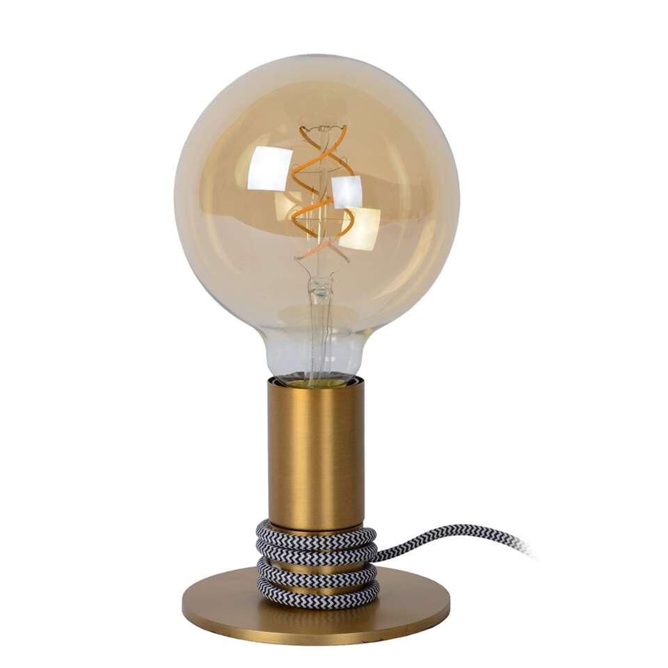 Lucide tafellamp Marit - mat goud - Leen Bakker